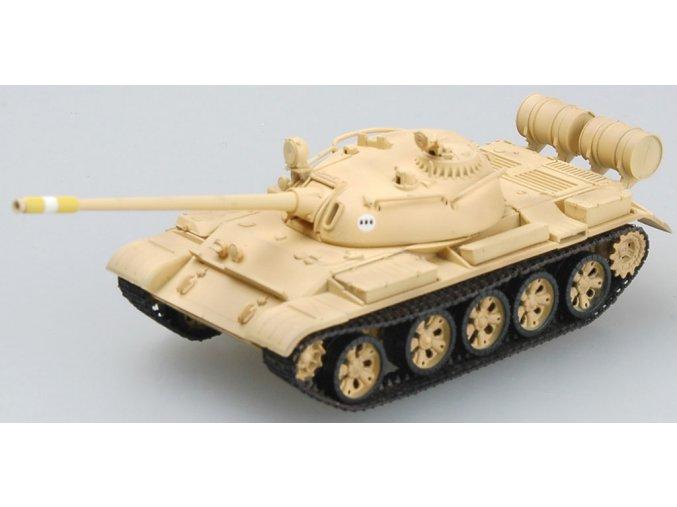Easy Model - T-55, irácká armáda, Irák, 1991, 1/72