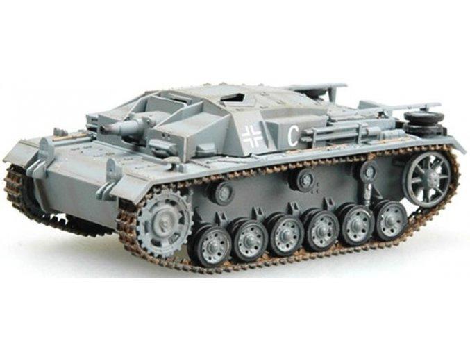 1581 easy model sd kfz 142 sturmgeschutz iii ausf c d stug rusko 1942 1 72