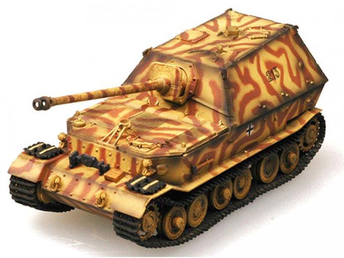 Easy Model - Sd.Kfz. 184 stíhač tanků Ferdinand, #653, Kursk, 1/72