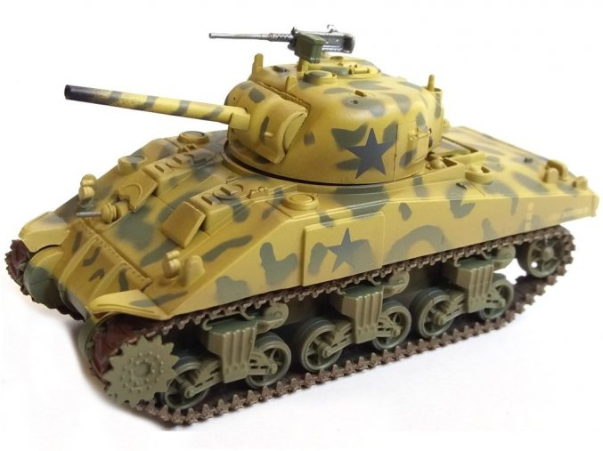 Easy Model - M4 Sherman, US Army, 4.obrněná divize, 1/72