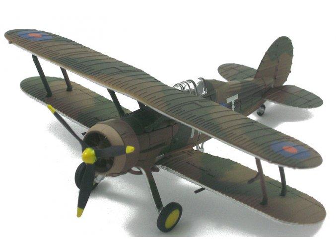 Oxford - Gloster Gladiator Mk.II, RAF 615.sqn, Francie 1940, 1/72