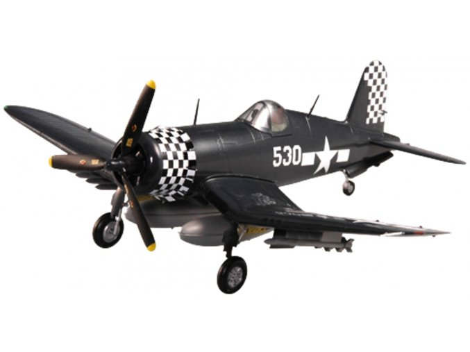 Easy Model - Vought F4U-1D Corsair, Okinawa, 1/72