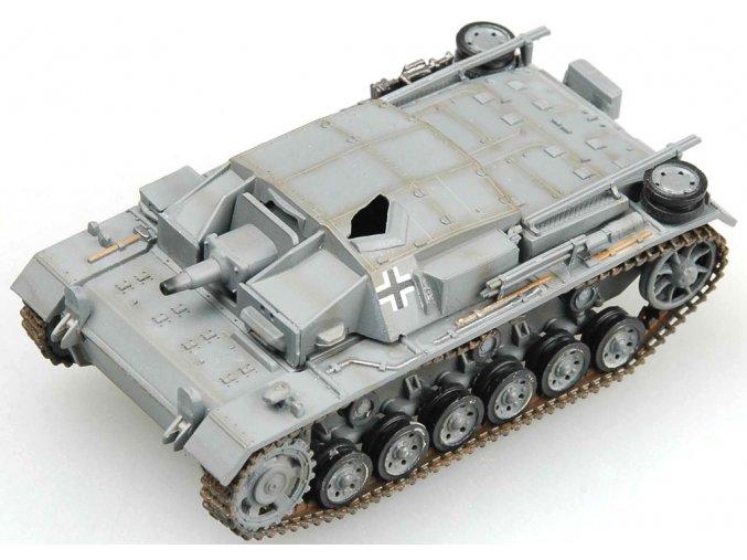 Easy Model - Sd.Kfz.142 Sturmgeschütz III Ausf.C/D - Stug, Rusko, 1/72