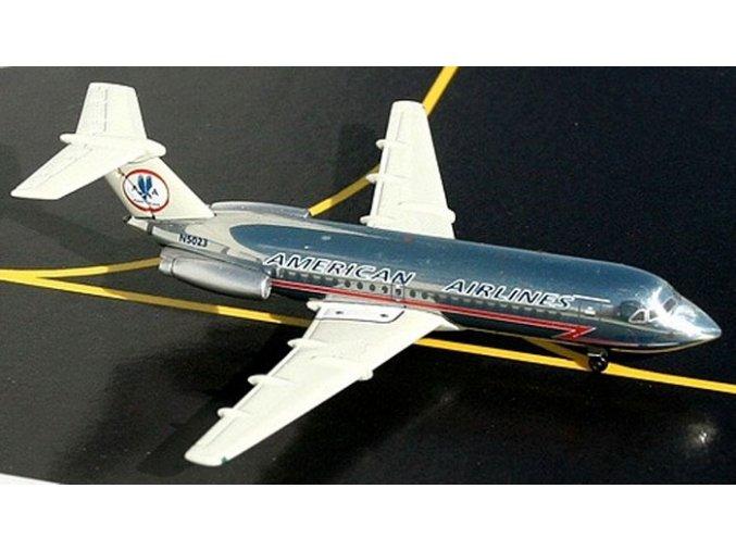 Gemini - BAC 111-401AK, dopravce American Airlines, USA, 1/400