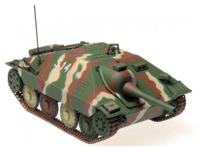 PanzerStahl - Flammpanzer 38 ''Hetzer'', 17. SS panzer gren. divize, 1945, 1/72, SLEVA 27%