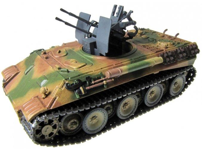 PanzerStahl - Flakpanther Ausf. D,  limitovaná edice, východní fronta, 1/72