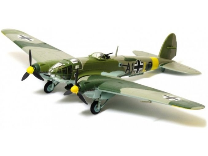 Altaya/IXO - Heinkel He-111H-6, Německo, 1/144