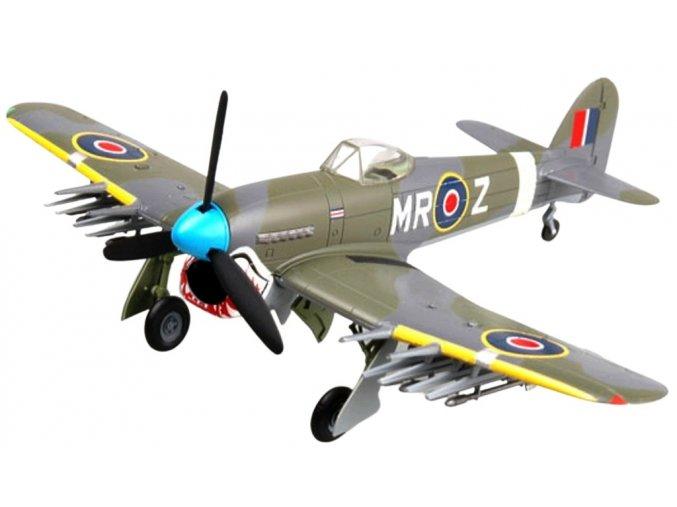 Easy Model - Hawker Typhoon Mk.I B, RAF, 245.Sqn, S/L A.Zweihbergh, 1/72