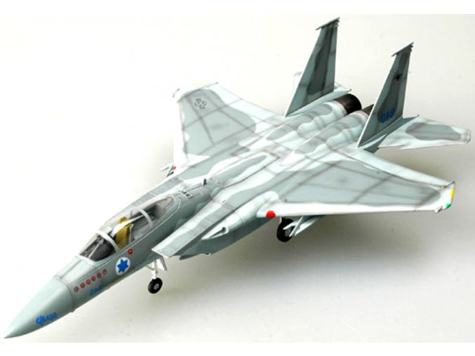 Easy Model - McDonnell Douglas F-15C Eagle, IDF/AF, Izrael, 1/72