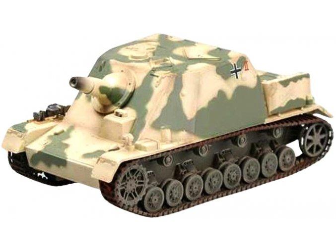 Easy Model - Sd.Kfz.166 Brummbär, Wehrmacht, StuG.Abt. 216, Itálie, 1943, 1/72