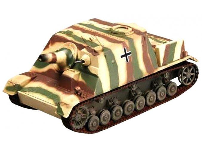 Easy Model - Sd.Kfz.166 Brummbär,východní fronta, 1944, 1/72