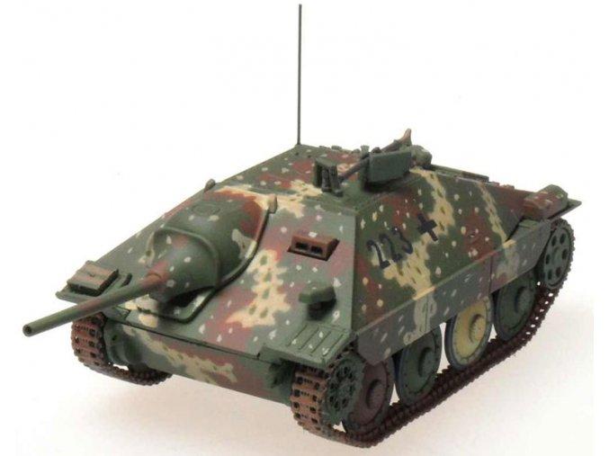 PanzerStahl - Jägdpanzer 38 ''Hetzer'', Pz.Jg.Abt 741, západní fronta, září, 1944, 1/72