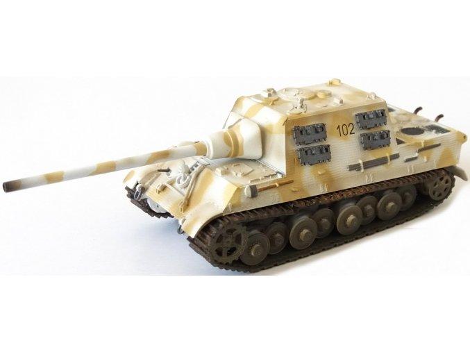 Easy Model - Sd.Kfz.186 Jagdtiger (P), s.Pz.Jag.Abt.653, 1/72