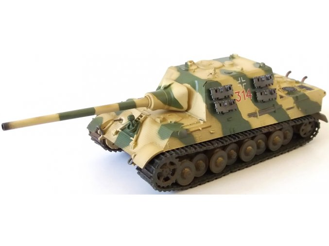 Easy Model - Sd.Kfz.186 Jagdtiger, s.Pz.Jag.Abt.653, #314, 1/72