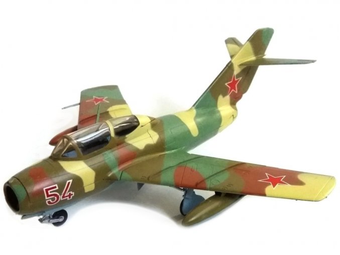 2295 easy model mikojan gurevic mig 15 uti sssr red 54 1 72
