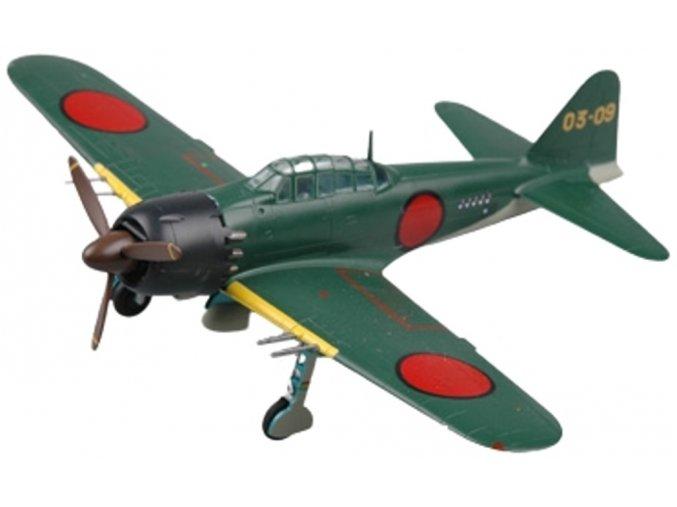 Easy Model - Mitsubishi A6M5 Zero-Sen/Zeke, Takeo Tanimizu, 1/72