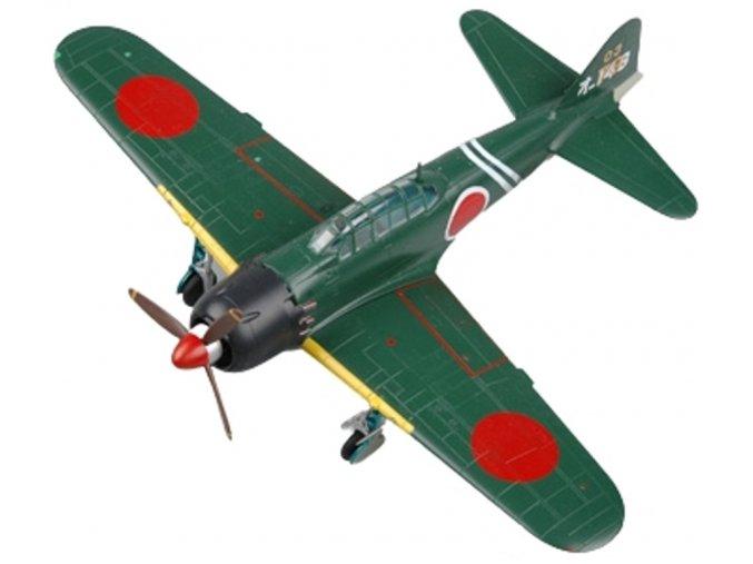 Easy Model - Mitsubishi A6M5 Zero-Sen/Zeke, Japonsko, 1945, 1/72
