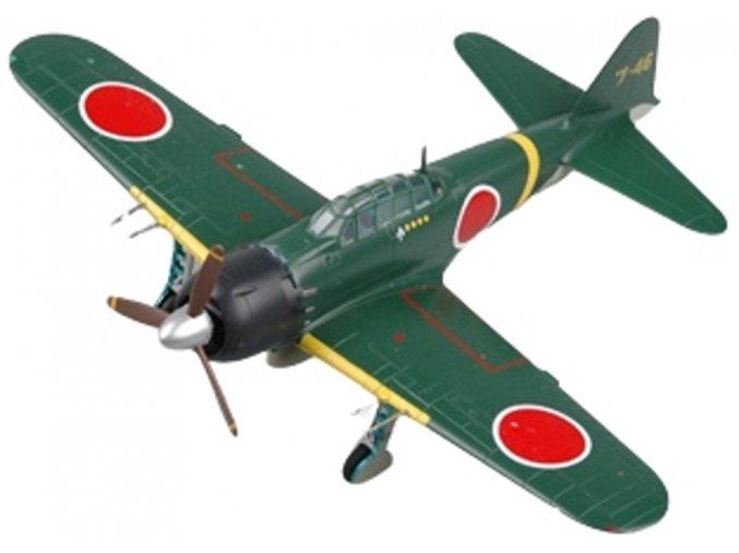 Easy Model - Mitsubishi A6M5 Zero-Sen/Zeke, IJNAS, letiště Oita, 1/72