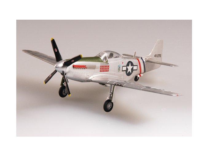 Easy Model - North American P-51K Mustang, USAAF, 23FG, Lt.Col Older, 1/72