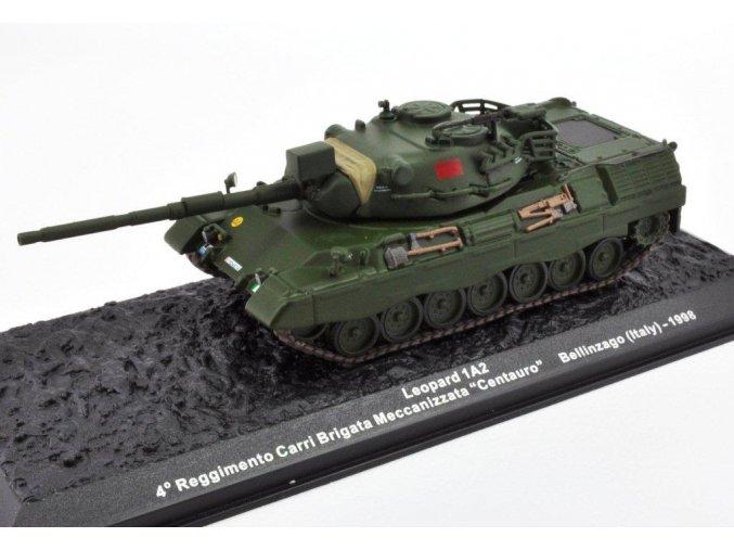 Altaya/IXO - Leopard 1A2, Itálie, 1998, 1/72 - SLEVA 25%