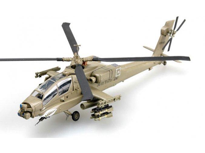 Easy Model - Hughes AH-64A Apache, 1.obr. divize, Irák, 2004, 1/72