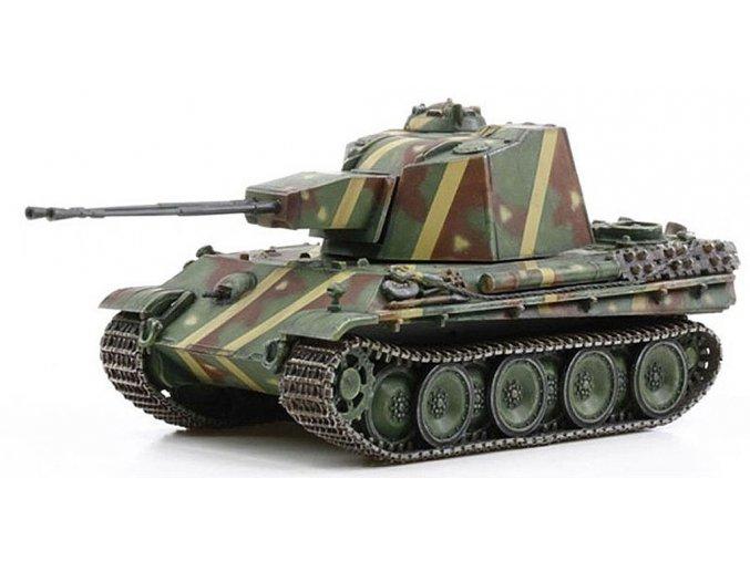 Dragon - Zwilling Flakpanzer 5,5 cm, Německo, 1945, 1/72