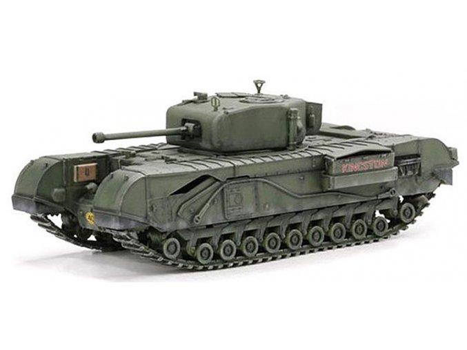 Dragon Armor - Churchill Mk.IV, britská armáda, Francie, 1944, 1/72