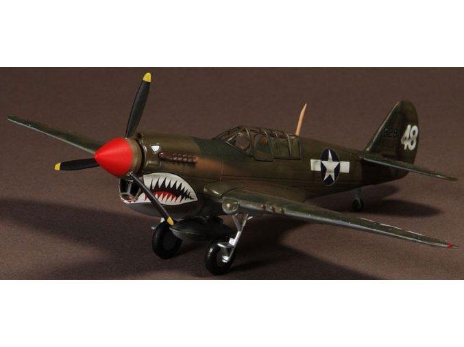 WarMaster - Curtiss P-40 N Warhawk, 74.squadrona, 1944, 1/72