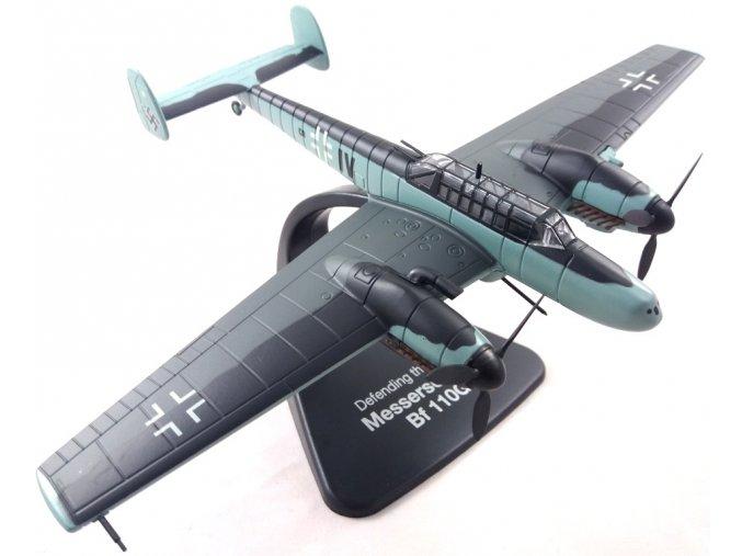 """Atlas Models - Messerschmitt Bf-110 G, Luftwaffe, """"obrana Říše"""", 1/72"""