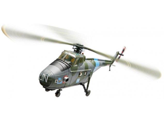 Corgi - vrtulník Westland Whirlwind, RAF 84.squadrona, Kypr, 1973, 1/72