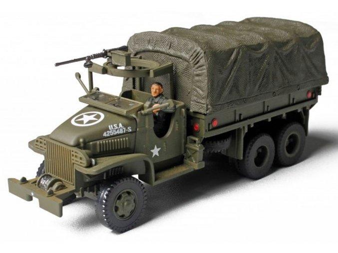 Forces of Valor - GMC CCKW 353 6x6, 2,5 tunový nákladní vůz,  1/72