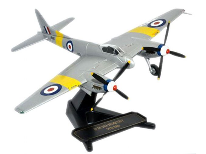 Oxford - de Havilland Hornet, RAF Far East Training Sqn, 1955, 1/72