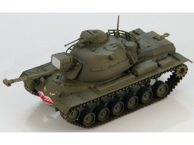 HobbyMaster - M48A3 Patton, US Army, 919th Engineers, Vietnam, 1/72