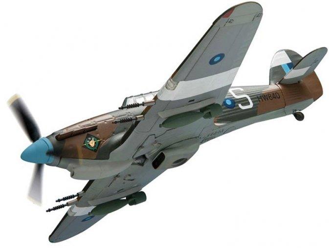 Corgi - Hawker Hurricane Mk IIc, Jimmy Whalen DFC, South East Asia Command, 1944, 1/72