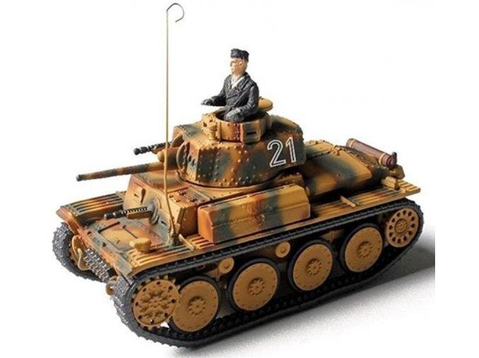 Forces of Valor - Panzer Pz.Kpfw 38t, Wehrmacht, východní fronta, 1944, 1/72