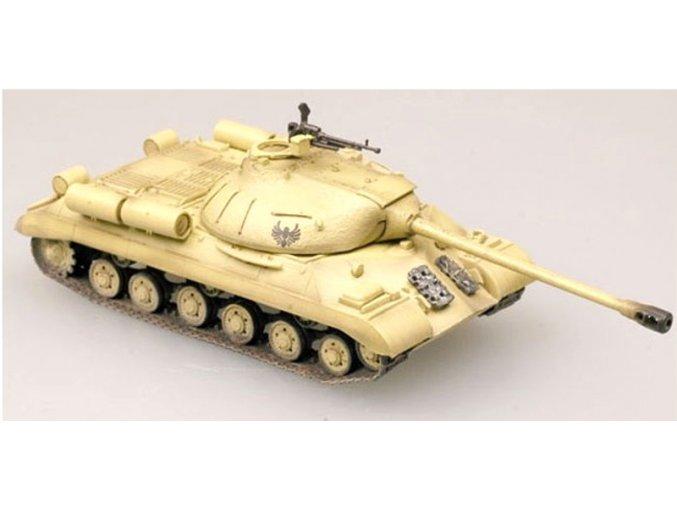 Easy Model - JS-3/3M,egyptská armáda, 4. tanková divize 1967, 1/72