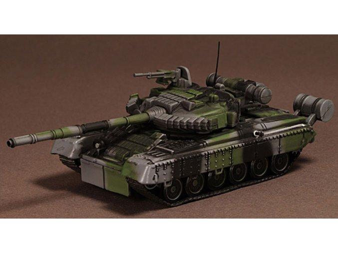 WarMaster - T-80, 4. tanková divize, SSSR, 1990,  1/72