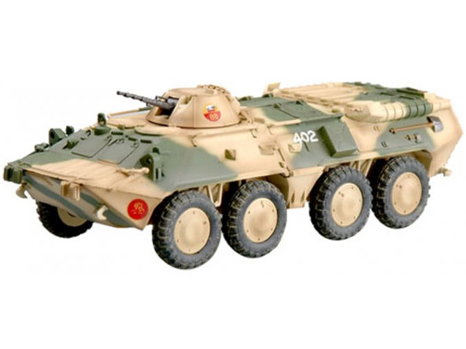 Easy Model - transportér BTR-80, ruská armáda, 1/72