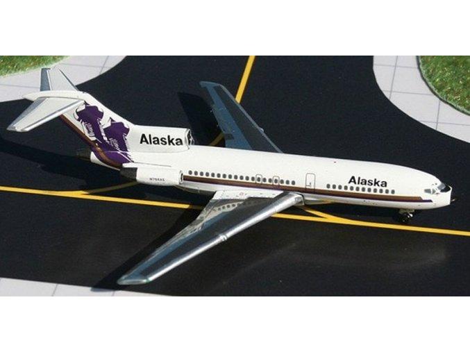 Gemini - Boeing B 727-090C, dopravce Alaska Airlines, USA, 1/400