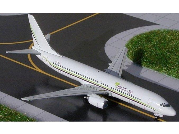 Gemini - Boeing B737-81Q, dopravce Miami Air, USA, 1/400