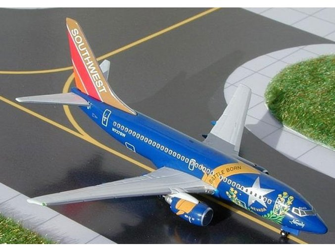 Gemini - Boeing B737-7H4, dopravce Southwest Airlines, USA, 1/400