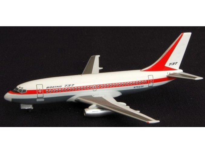 Aviation 400 - Boeing B737-200, dopravce Boeing Aircraft Company, USA, 1/400, SLEVA 25%
