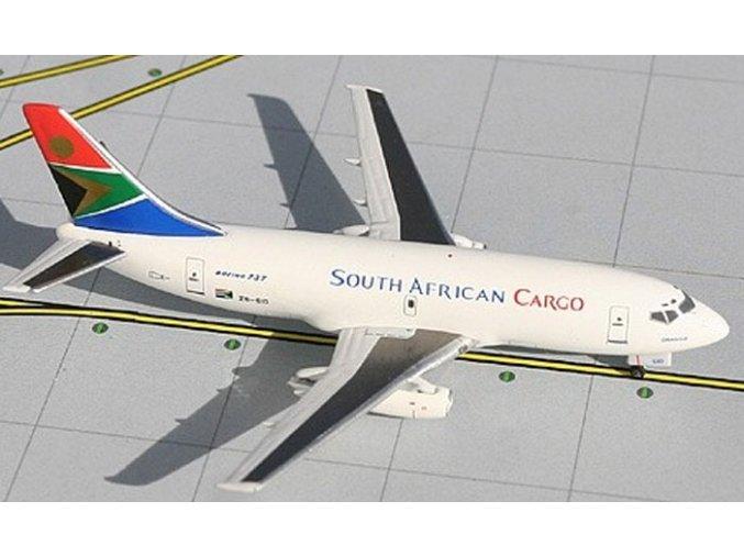 Aviation 400 - Boeing B 737-244AF Cargo, dopravce South African Airways, JAR, 1/400