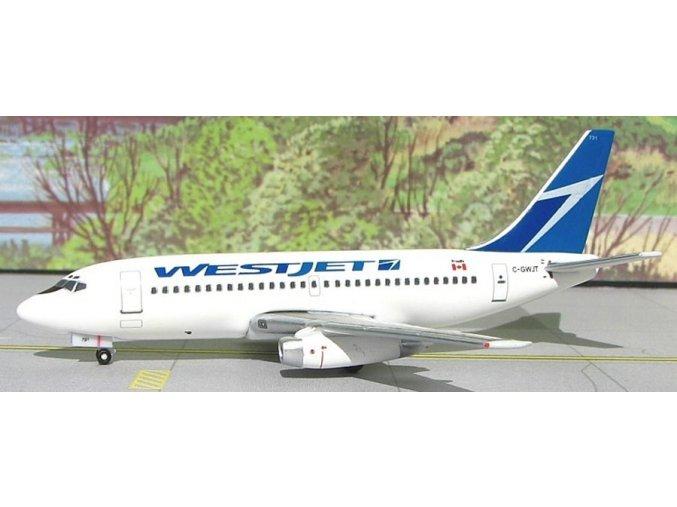 AeroClassic - Boeing B737-2H4, dopravce WestJet, Kanada, 1/400
