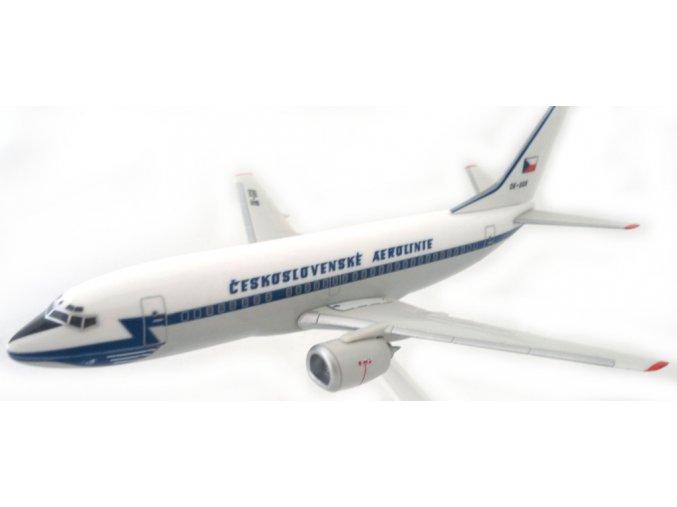 Shantou Tongde - Boeing B737-55S, dopravce ČSA Czech Airlines, OK-XGB, Česká Republika, 1/200