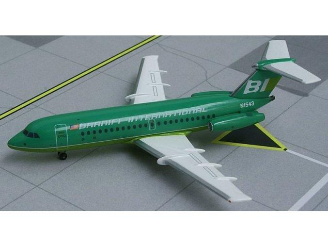 AeroClassic - BAC 111-203AE, dopravce Braniff International, USA, 1/400