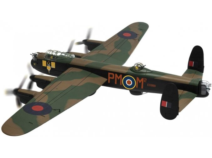 Corgi - Avro Lancaster B.III, RAF, 103. Squadron, 'Mike Squared', 1/72 - SLEVA 30%