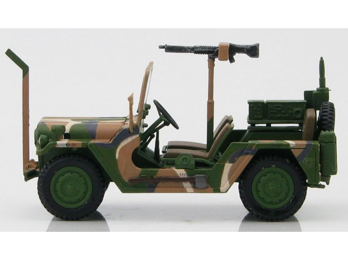 HobbyMaster - Jeep M151 MUTT, US Army 82nd Airborne Division, 1/48
