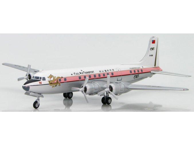 Hobbymaster - Douglas DC-6,Civil Air Transport, B-1006, Taiwan, 1958,1/200