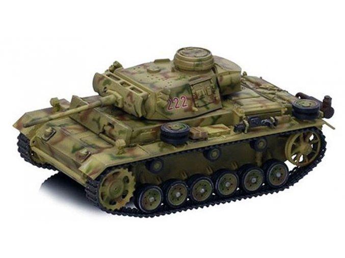 Dragon - Panzer III., Ausf.M, 23.Pz. divize, Rusko, 1943, 1/72